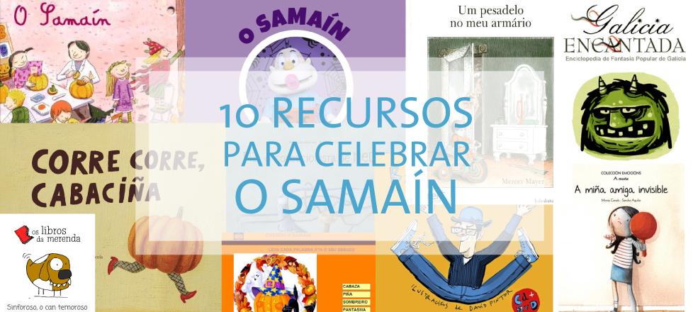 10 Recursos para celebrar o Samaín