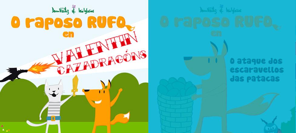 Colección O raposo Rufo