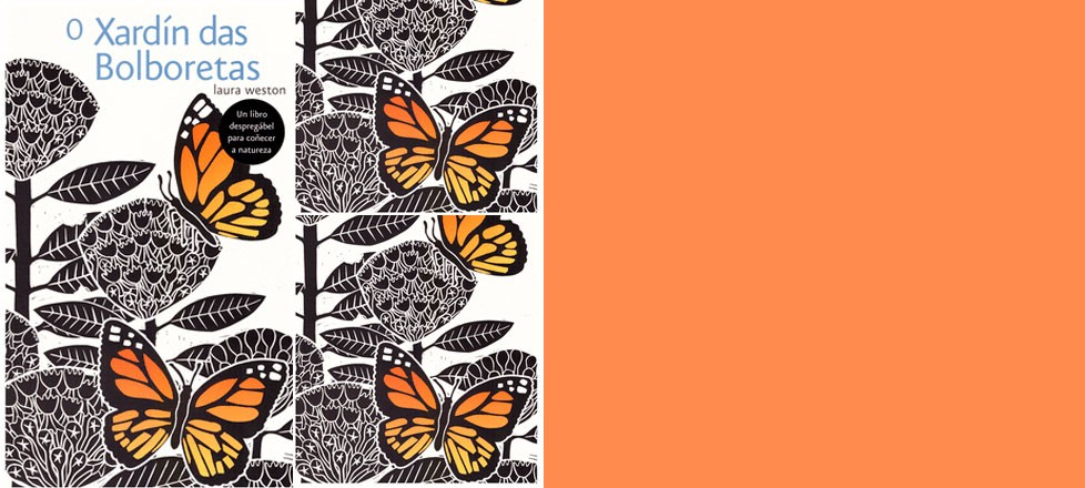 O xardín das bolboretas